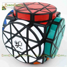 Cubos Rubik Dayan Wheels of Wisdom Negro