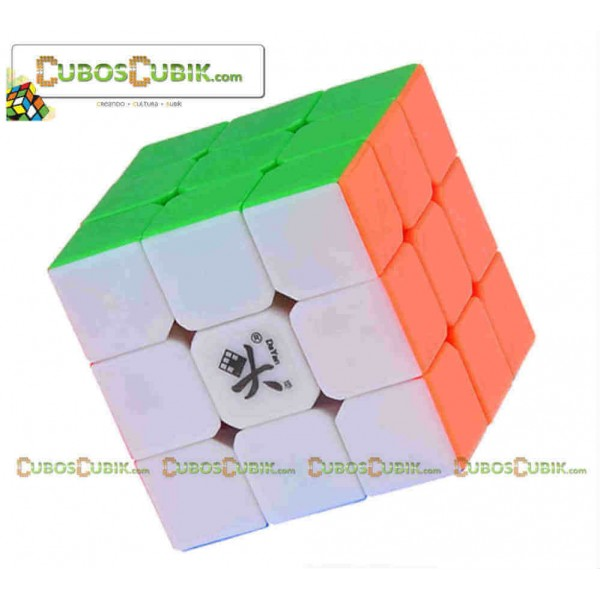 Cubos Rubik Dayan Zhanchi V5 3x3 50mm Colored