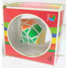 Cubos Rubik DiangSheng Diamond 3x3 Base Blanco