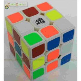 Cubos Rubik Moyu Hualong 3x3 Base Blanco
