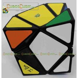 Cubos Rubik LanLan Skewb Big Squished Negro