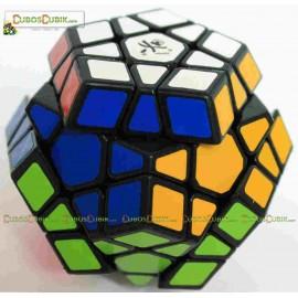 Cubos Rubik Dayan Megaminx Sin Ridges Negra