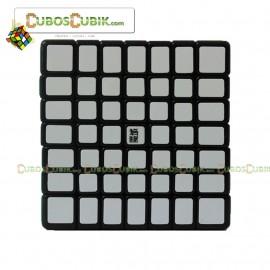 Cubos Rubik Moyu Aofu Flat 7x7 Base Negra