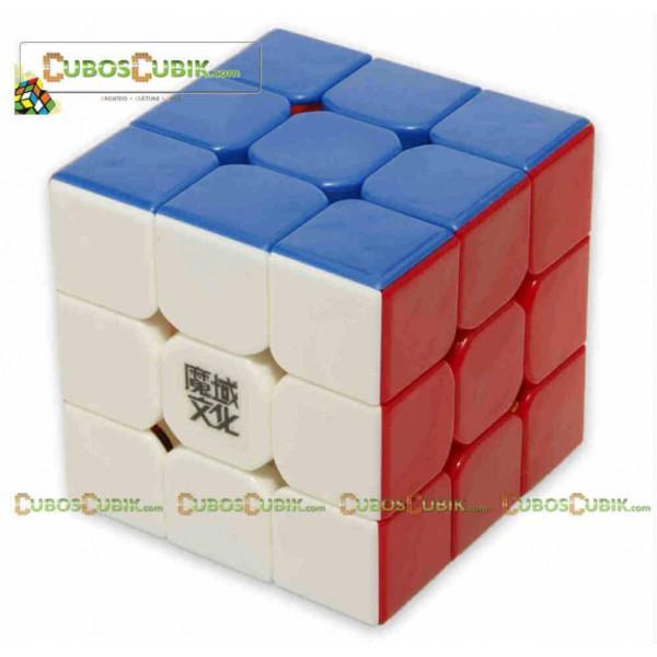 Cubos Rubik Moyu Hualong 3x3 Colored