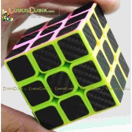 Cubos Rubik Edicion Cubik Cobra Pink