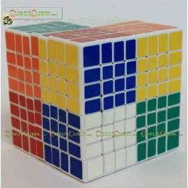 Cubos Rubik ShengShou 8x8 Base Blanca
