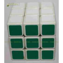 Cubos Rubik Shengshou 3x3 LingLong 47.mm Mini Base Blanca