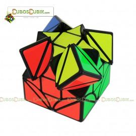 Cubos Rubik Fangshi Simplified Dreidel Lim Cube Base Negra
