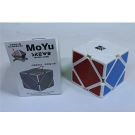 Cubos Rubik Moyu Skewb Base Blanca
