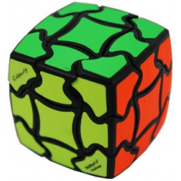 Cubos Rubik Venus Pillow 3x3 Negro Evgeniy Mefferts