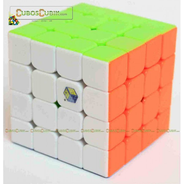 Cubos Rubik YuXin 4x4 Colored